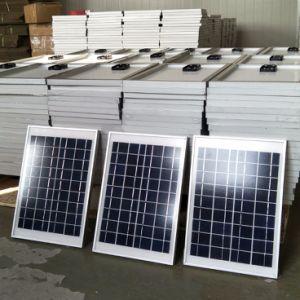 Monocrystalline Zonnepaneel van de Hoge Efficiency van het Silicium 80W