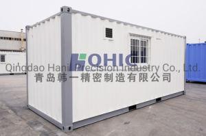 20 футов управление контейнер для обеспечения безопасности комнаты управления.
