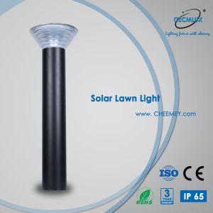 Exterior de aluminio de la luz solar césped el ahorro de energía solar en el exterior IP65 de las luces de lámparas solares Ce/RoHS/IP65