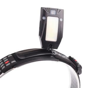 El sensor recargable faro con el clip (21-1S1803)
