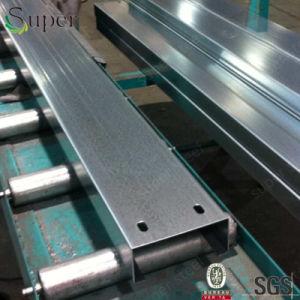 Estructura de acero de la luz C/Z Purlin para materiales de construcción