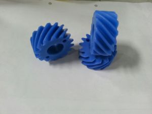 Plastic Mc Nylon Spiraalvormig Toestel met Certificaat RoHS
