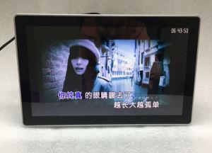 15.6 - Inch City Transport panneau LED intérieure de la publicité commerciale de l'écran numérique LCD affichage vidéo