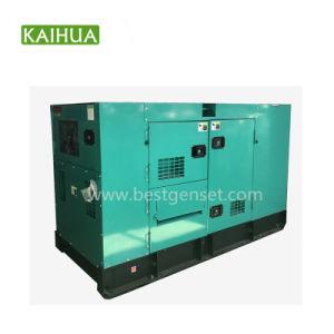 Prezzo diesel silenzioso del generatore di Cummins 25kVA 4b3.9-G2 con l'OEM Certifiacte