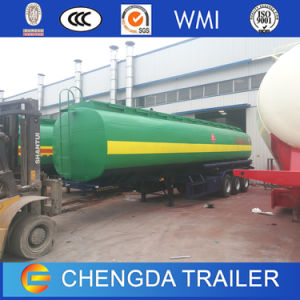 3 EIXOS 45cbm produtos líquidos Petroleiro semi reboque