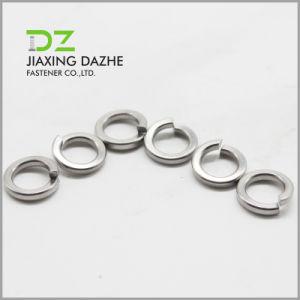 La rondelle en acier inoxydable Rondelle ressort DIN127