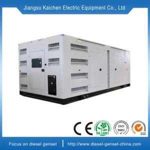 無言のディーゼル発電機500 KVA Gensetの価格400kwのディーゼル発電機