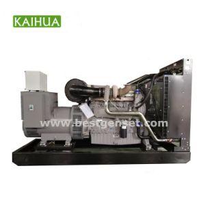 400KW/500kVA de potencia eléctrica de Perkins de reserva de grupo electrógeno diesel con arranque eléctrico