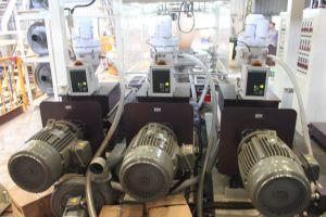 安定した出力3つの層のラミネーションのフィルムのための吹くフィルム機械