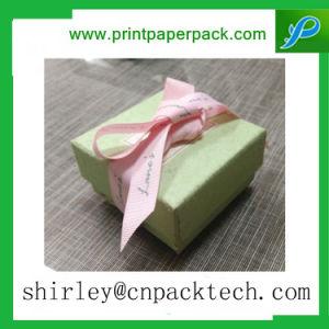 Magnífico Chocolate personalizados de bisutería de papel de embalaje Caja de regalos