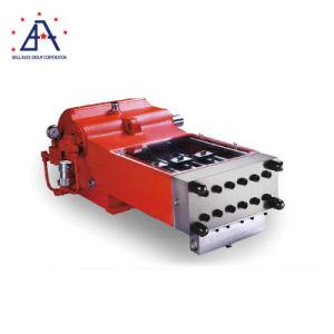 産業クリーニングのための高圧プランジャポンプ