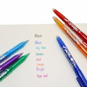 Nuova penna creativa di successo del gel dell'illustrazione