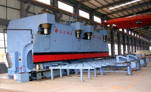 Buigende Machine/Rem de Achter elkaar van de Pers (2-WE67K-400/6000)