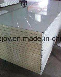 Structure en acier chambre froide de bord avec PG/mousse PUR/PIR