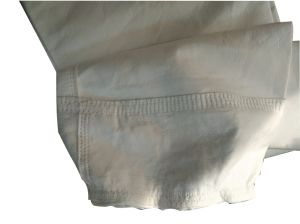 Casa de bolsa de revestimiento de PTFE PTFE Bolsa de Filtro de polvo. 0.5Um, reforzar la parte inferior de la bolsa de filtro de polvo