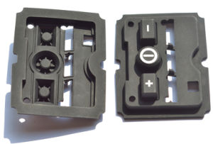 De rubber Machines van de Schokbreker van de Verbinding EPDM van het Product Zwarte Vochtigere Slijtvaste Kleine
