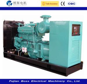 Cummins Engineのディーゼル発電機セットのディーゼルGensetによって動力を与えられる60Hz 1000kw 1250kVAのWater-Coolingの無声防音