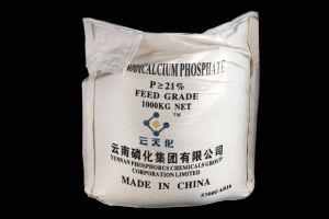 Fosfato Monodicalcium (MDCP) P21%