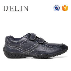 方法人の偶然のブランドの平らな靴