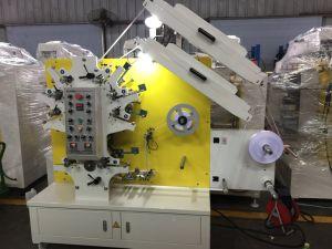 (JR-1262) 기계를 인쇄하는 다색 폴리에스테 또는 폴리아미드 배려 레이블 Flexo