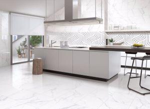 tegel van de Muur van de Keramiek van de Bouwmaterialen van 300*900mm de Moderne Voor Keuken