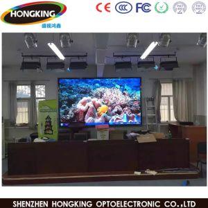 Indoor SMD LED RVB P1.875 publicité l'écran