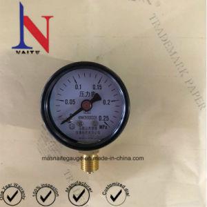 Utilitário seca 1.5inch Manómetro com Entrada Inferior 0,25MPa