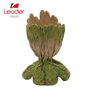 Непосредственно на заводе полимеров дерево Flowerpot малыша сочные сеялка Cute растениями Pot Грот, Милая Грот нагнетательного цилиндра