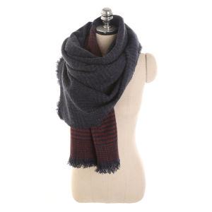 2018 Outono Inverno lenço feminina mulheres Cashmere lenços de pescoço longo manta Finalização Xale grossista quente