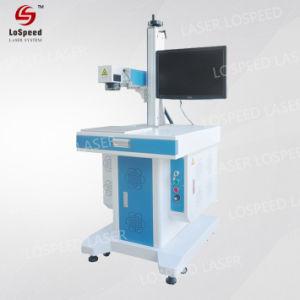 Machine van de Gravure van de Laser van de Levering van de fabriek de Optische voor de Laser die van het Embleem het Brandmerken merken
