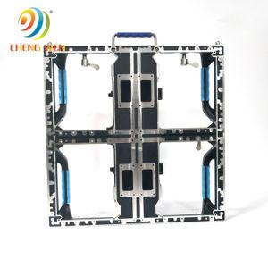 Visualizzazione di LED locativa esterna variopinta P3.91/P4.81 di HD