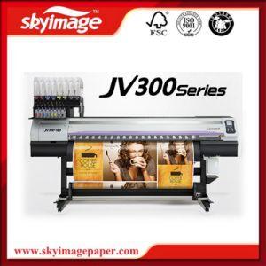 ほぼ新しく現実的なMimaki Jv300-160はEcoの溶媒プリンターを転送に転送する