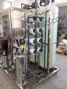 Sistema de agua RO/RO/RO de tratamiento de agua de la máquina de agua