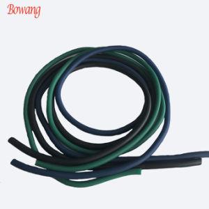 Color de alta elasticidad de cruce el tubo de goma de látex Slingshot Tubos de látex de caucho