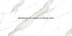 Grote Grootte Verglaasde Porselein Opgepoetste Tegel 900X1800mm Marmer ziet eruit