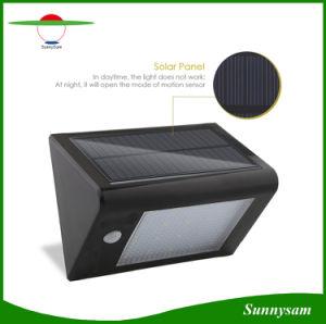20LED太陽動力を与えられた壁ライトPIRセンサーの屋外の太陽庭ライト