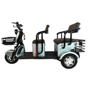 H6-2 trois roues Cargo passagers Tricycle électrique