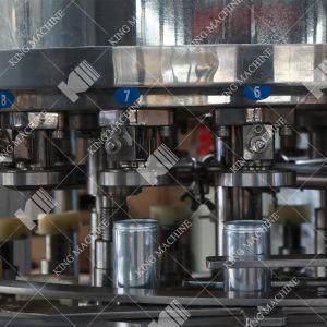 缶の清涼飲料の満ちるシーリング生産ライン
