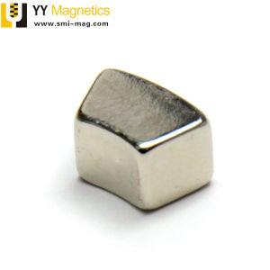 Nneodymium N48 Arc-образный двигатель магниты для продажи