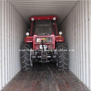 Dq704b van uitstekende kwaliteit 70HP 4WD Farm Tractor met Cabin voor Sale