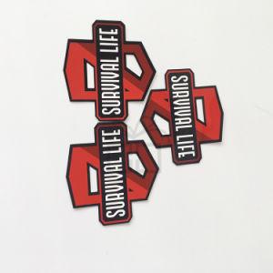 De VinylStickers van de douane voor de Druk van het Embleem