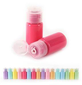 Emulsion-Shampoo-Unterseeboot-Flasche Macaron mini leere Süßigkeit-Plastikarbeitsweg-gesetzte Lotion-nachfüllbare Flaschen-kosmetisches Verpacken