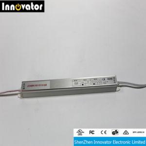 Alimentazione elettrica ultra sottile della casella chiara di DC12V 24W LED per la casella chiara