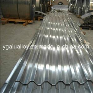 Серии 1000 1060 сплава алюминия из гофрированного картона листа крыши