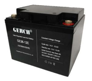 12V 36AH привести Crystal аккумулятор для скутера, Weeder, вилочный погрузчик, щеточная машина