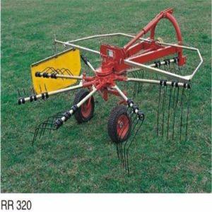 3500mm Arbeitsbreiten-Traktor-Drehheurechen 9ld-3.5