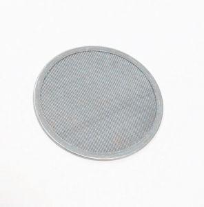 S304 Aço inoxidável Tela do disco de filtro de tecidos de malha de arame