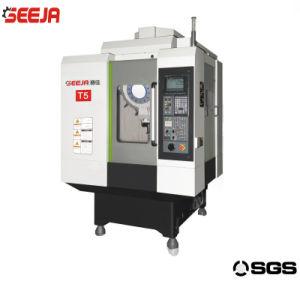 máquina de torno CNC de perforación de T5 y tocando fresadora