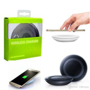Qi Universal cargador inalámbrico para el Samsung Galaxy S6