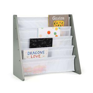 خشبيّة [بووك شلف] يجمّع أثاث لازم مع خانة بلاستيكيّة يتيح يتعدّد لون